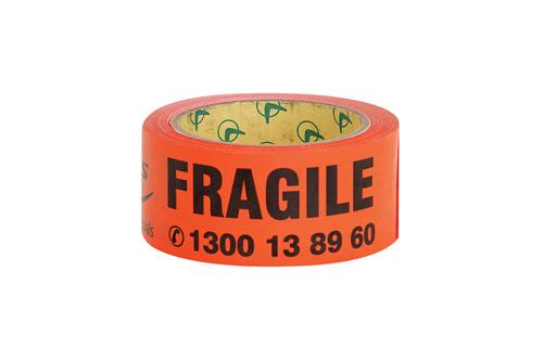 fragile box tape