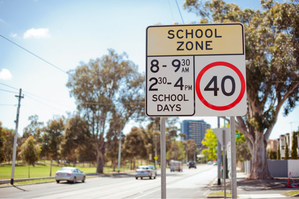 Australia School Zone