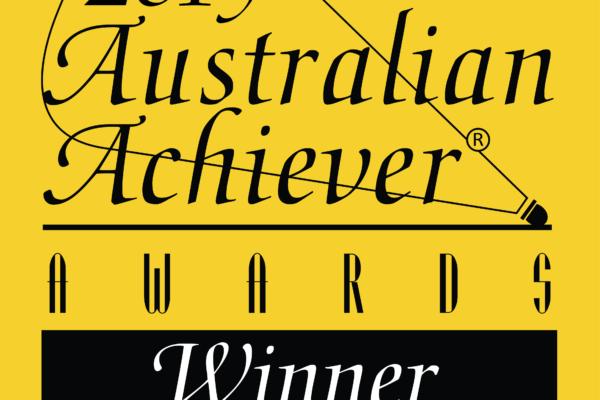 Australian Achiever 2019 Winner