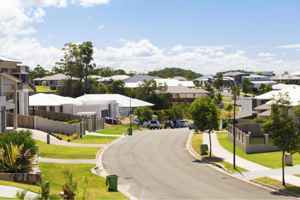 Australian Suburban Houses