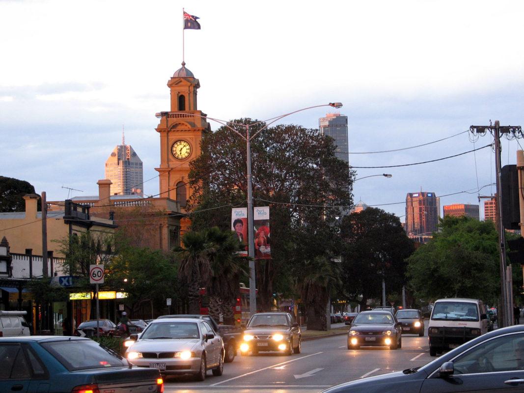 Bay Street, Port Melbourne
