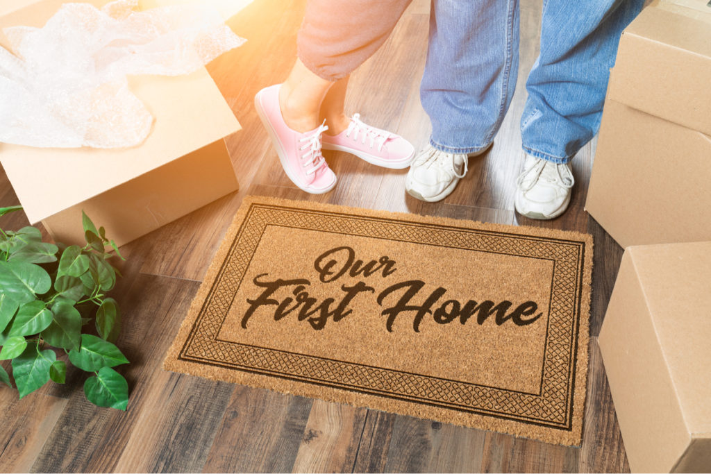First Home Moving