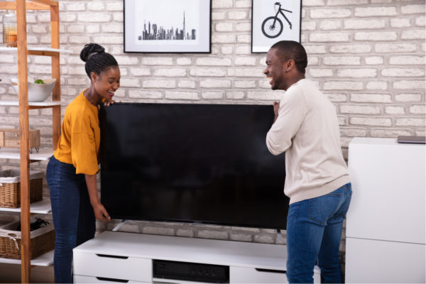 How To Pack A TV