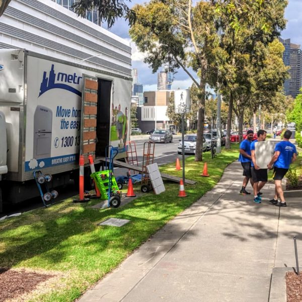 commercial removalists in Box Hill