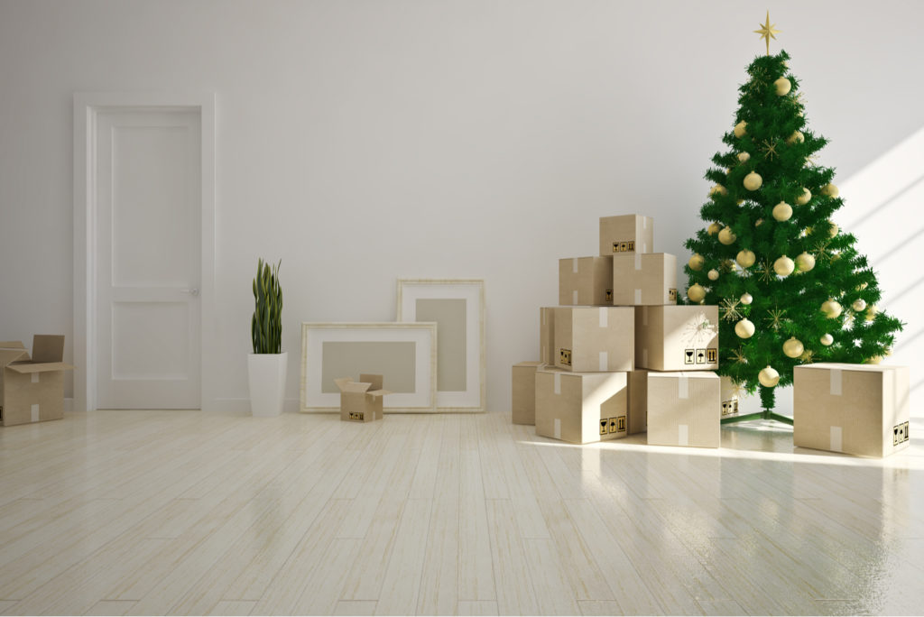 Moving House During Christmas