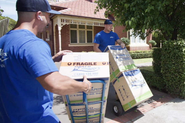Our local removalist services