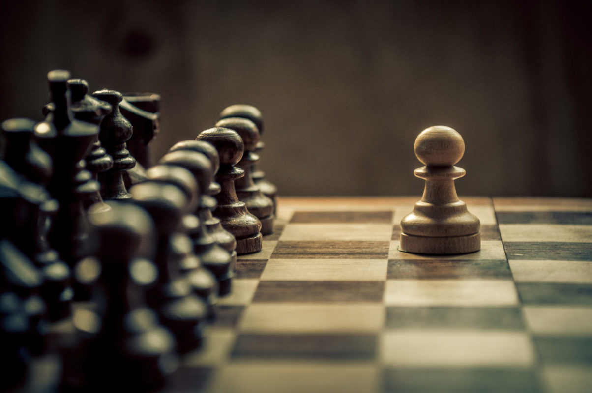 Plan your move like a chess game