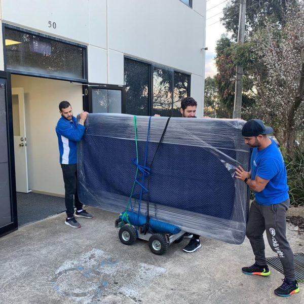 Dismantling furniture