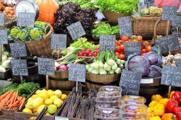Fresh Food Market in Camberwell