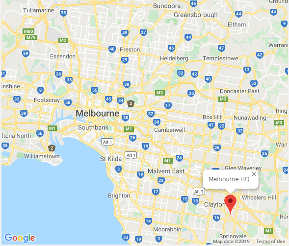 Our Melbourne Moving HQ