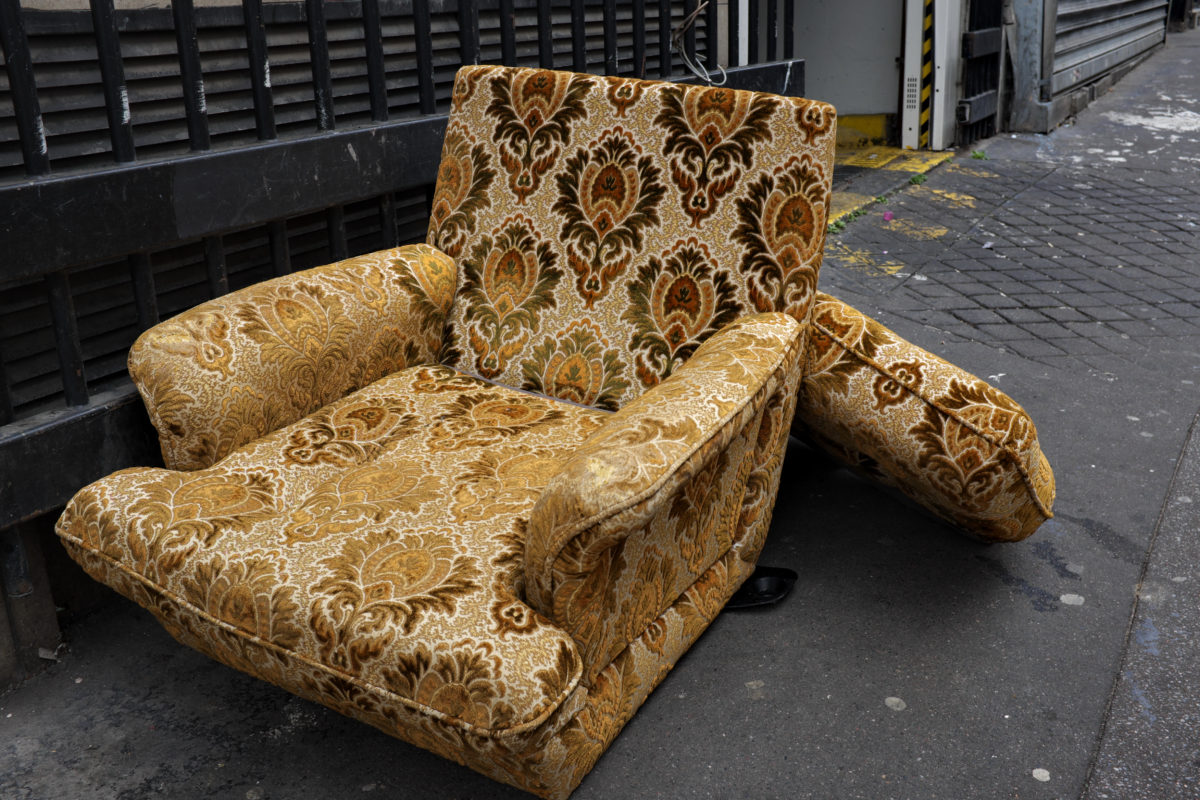 Downsize Before You Move Furniture Disposal