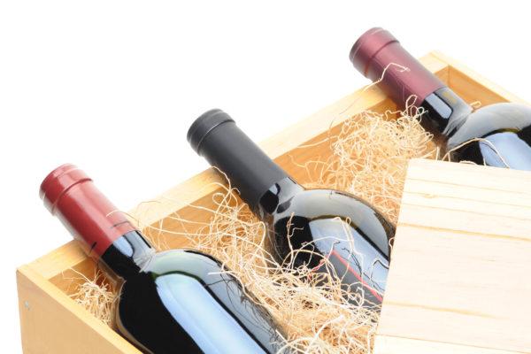 Fine wine boxes